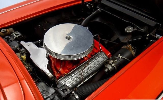 1958 Chevrolet CORVETTE  - 16714839 - 28