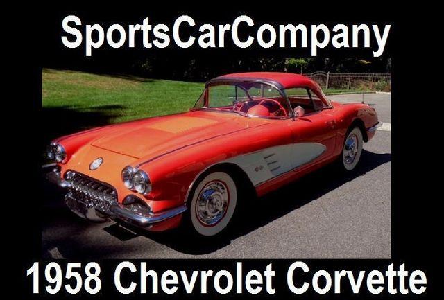 1958 Chevrolet CORVETTE  - 16714839 - 2
