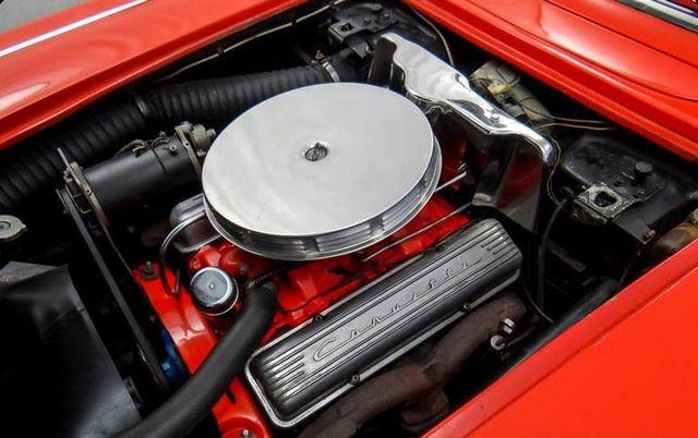 1958 Chevrolet CORVETTE  - 16714839 - 29