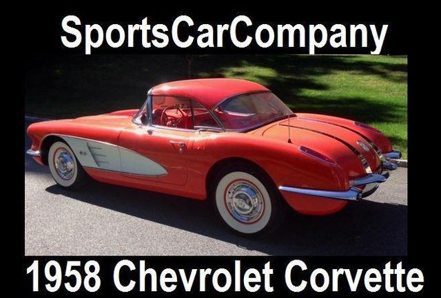 1958 Chevrolet CORVETTE  - 16714839 - 3