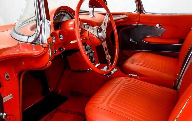 1958 Chevrolet CORVETTE  - 16714839 - 6
