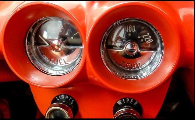1958 Chevrolet CORVETTE  - 16714839 - 7