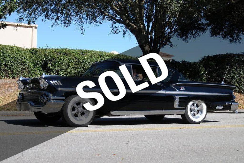 1958 Chevrolet Impala For Sale - 16425249 - 0
