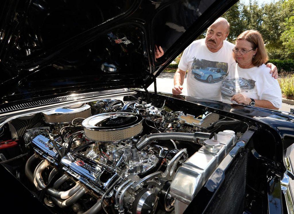 1958 Chevrolet Impala For Sale - 16425249 - 15