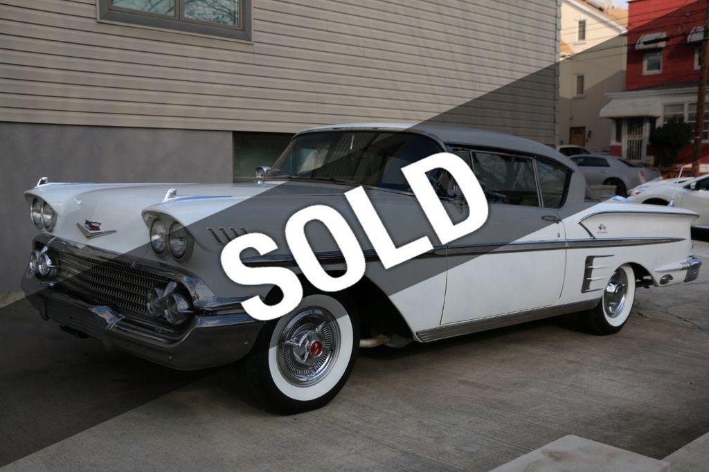 1958 Chevrolet Impala Tri-Power - 18406300 - 0