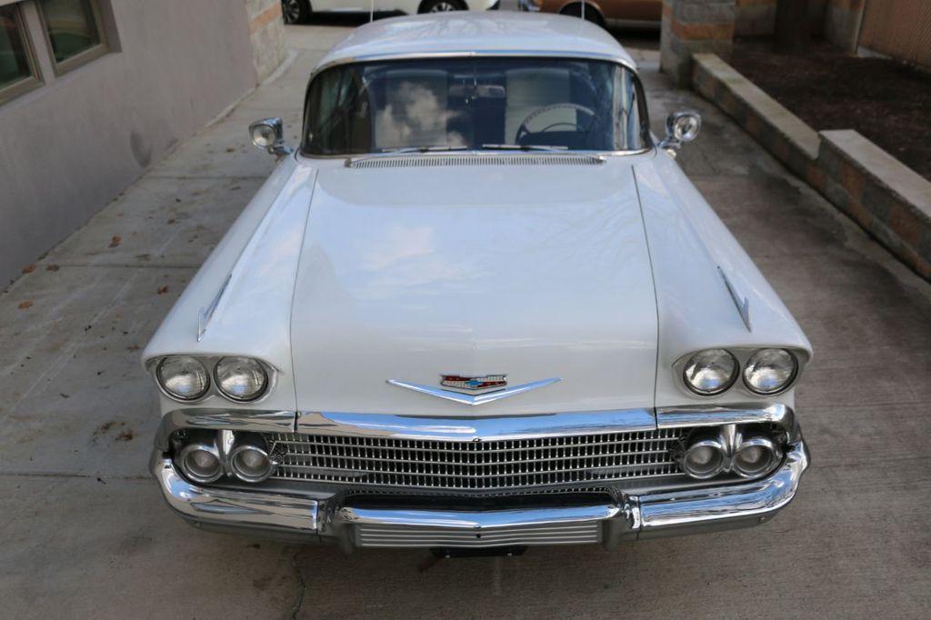 1958 Chevrolet Impala Tri-Power - 18406300 - 9