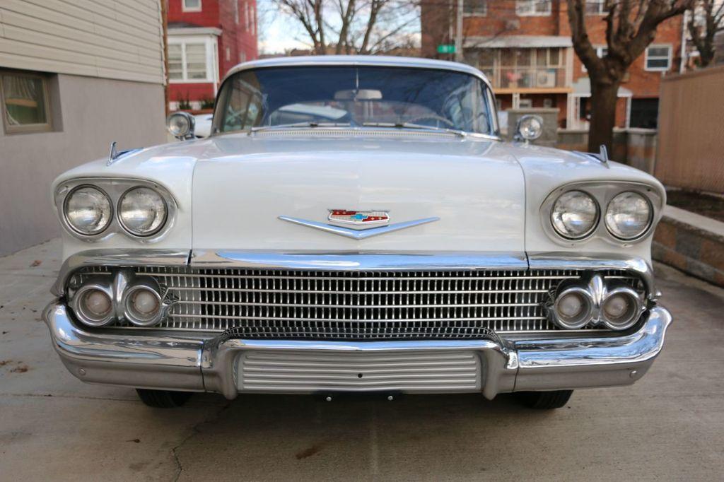 1958 Chevrolet Impala Tri-Power - 18406300 - 10