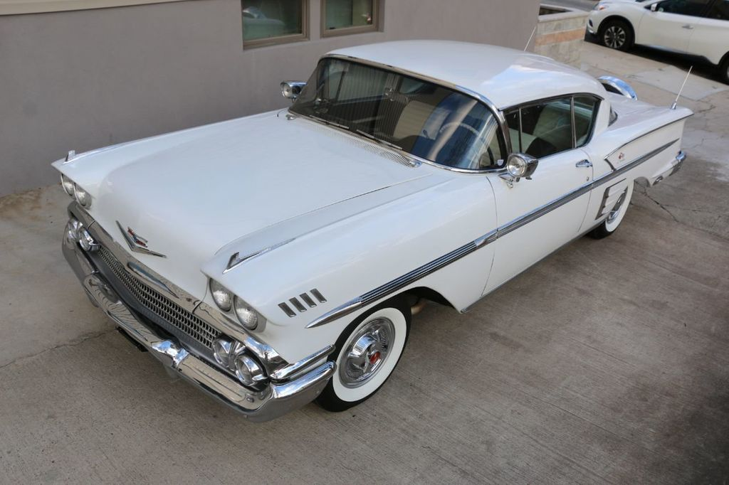 1958 Chevrolet Impala Tri-Power - 18406300 - 11