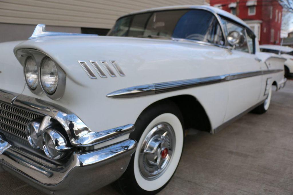 1958 Chevrolet Impala Tri-Power - 18406300 - 12
