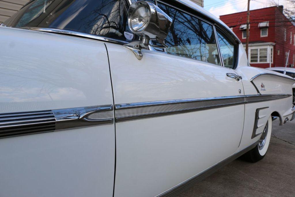 1958 Chevrolet Impala Tri-Power - 18406300 - 13