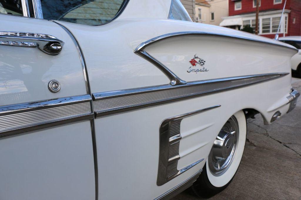1958 Chevrolet Impala Tri-Power - 18406300 - 14