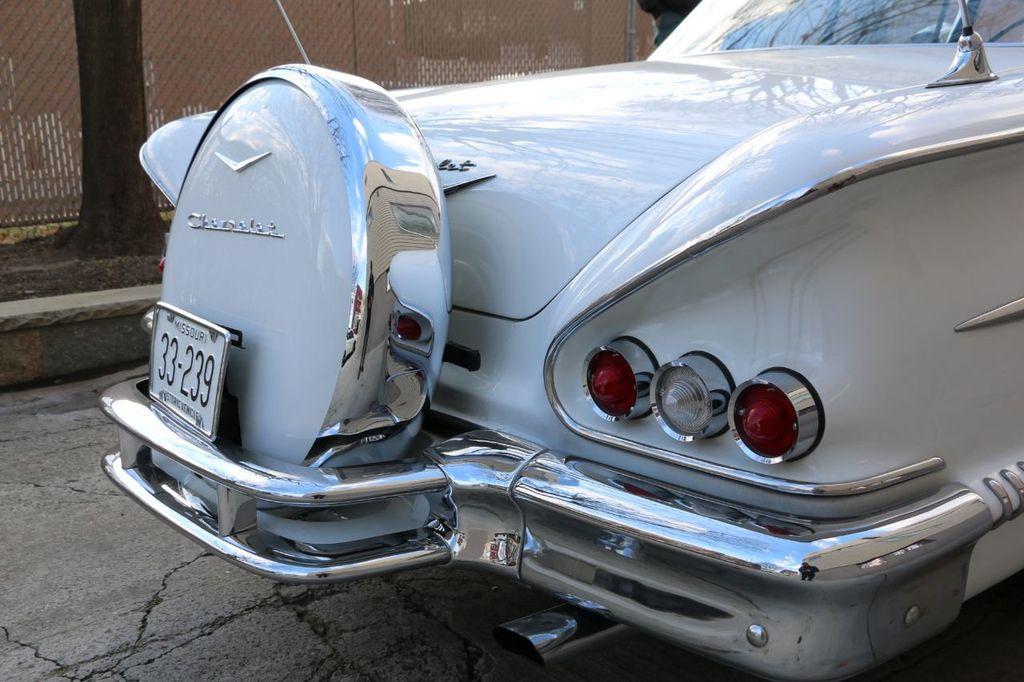 1958 Chevrolet Impala Tri-Power - 18406300 - 18