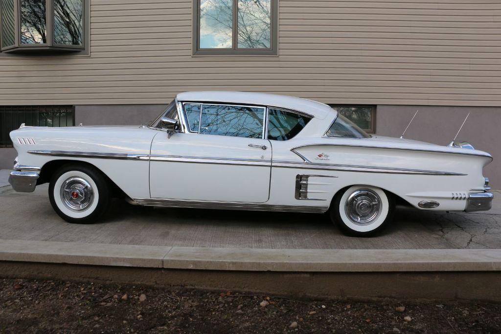 1958 Chevrolet Impala Tri-Power - 18406300 - 1