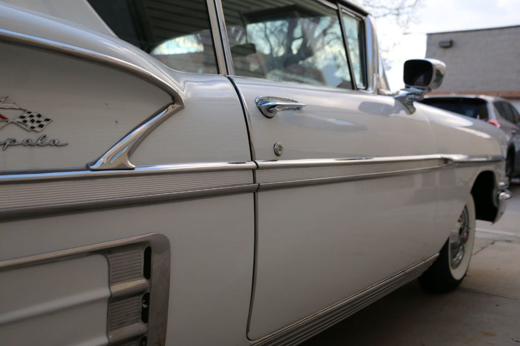 1958 Chevrolet Impala Tri-Power - 18406300 - 23