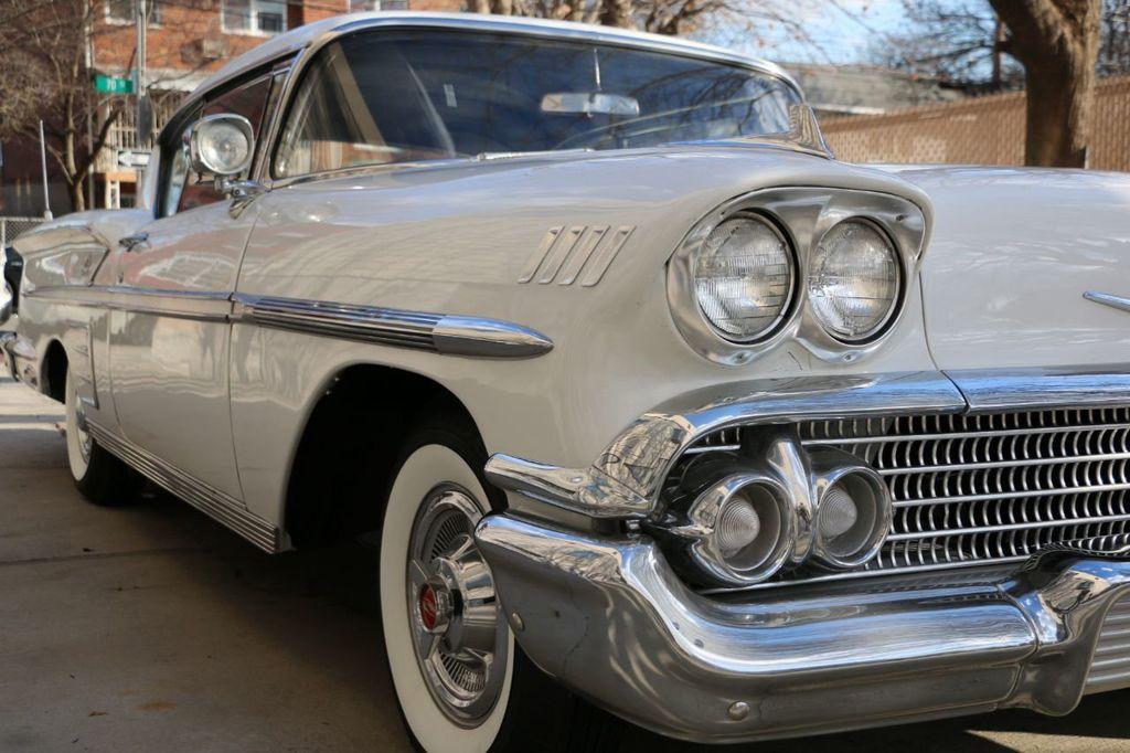 1958 Chevrolet Impala Tri-Power - 18406300 - 27