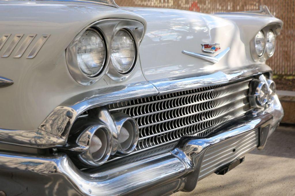 1958 Chevrolet Impala Tri-Power - 18406300 - 28