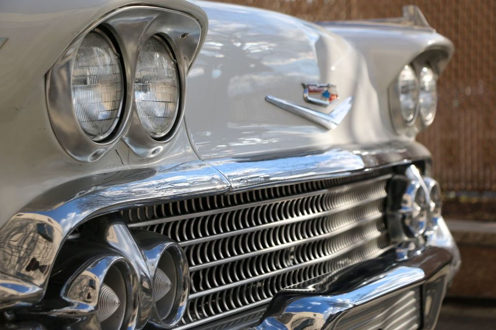 1958 Chevrolet Impala Tri-Power - 18406300 - 29