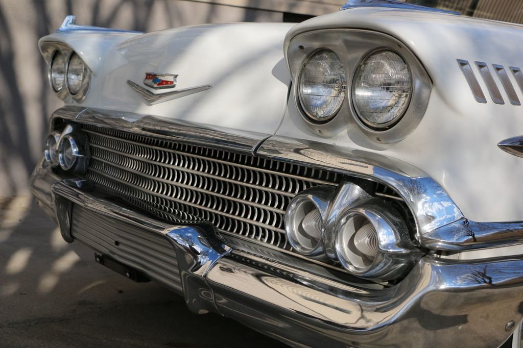 1958 Chevrolet Impala Tri-Power - 18406300 - 31