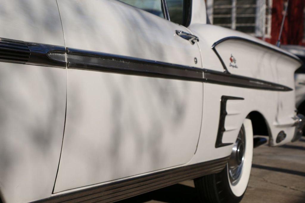 1958 Chevrolet Impala Tri-Power - 18406300 - 33