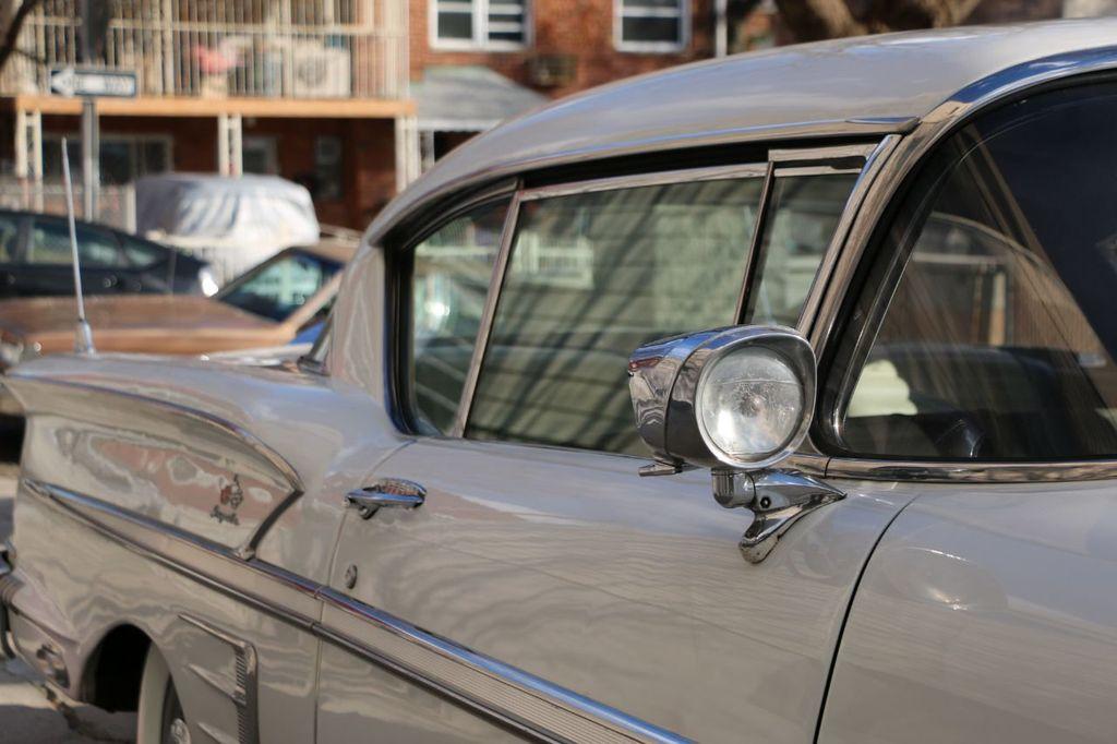 1958 Chevrolet Impala Tri-Power - 18406300 - 34
