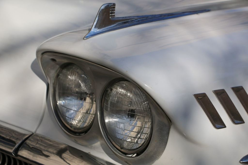 1958 Chevrolet Impala Tri-Power - 18406300 - 37