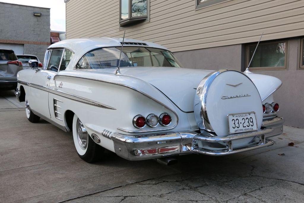 1958 Chevrolet Impala Tri-Power - 18406300 - 3