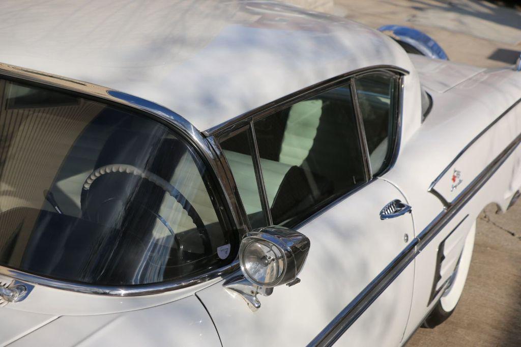 1958 Chevrolet Impala Tri-Power - 18406300 - 40