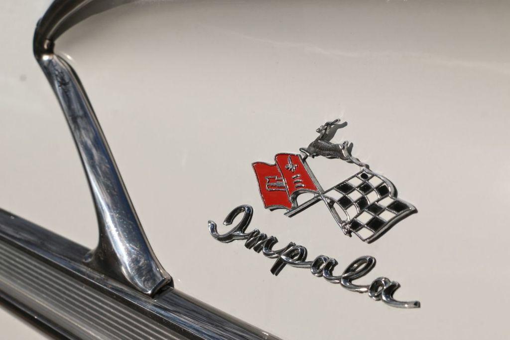 1958 Chevrolet Impala Tri-Power - 18406300 - 44