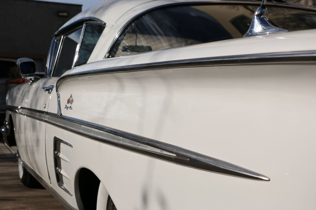 1958 Chevrolet Impala Tri-Power - 18406300 - 45