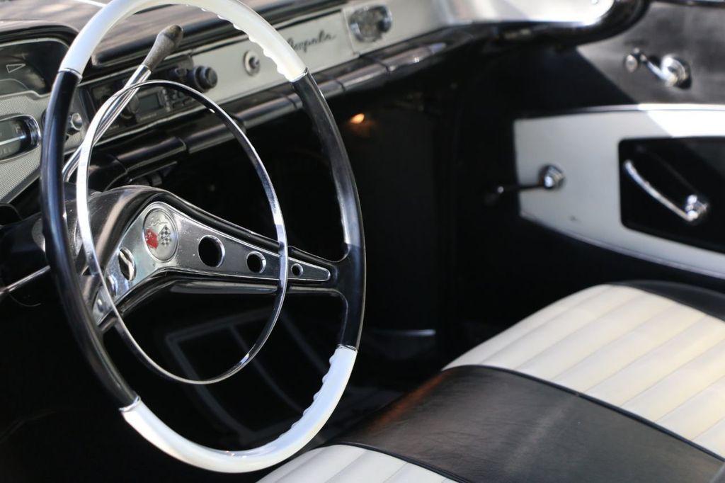1958 Chevrolet Impala Tri-Power - 18406300 - 55