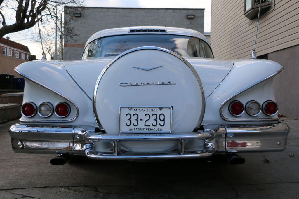1958 Chevrolet Impala Tri-Power - 18406300 - 5