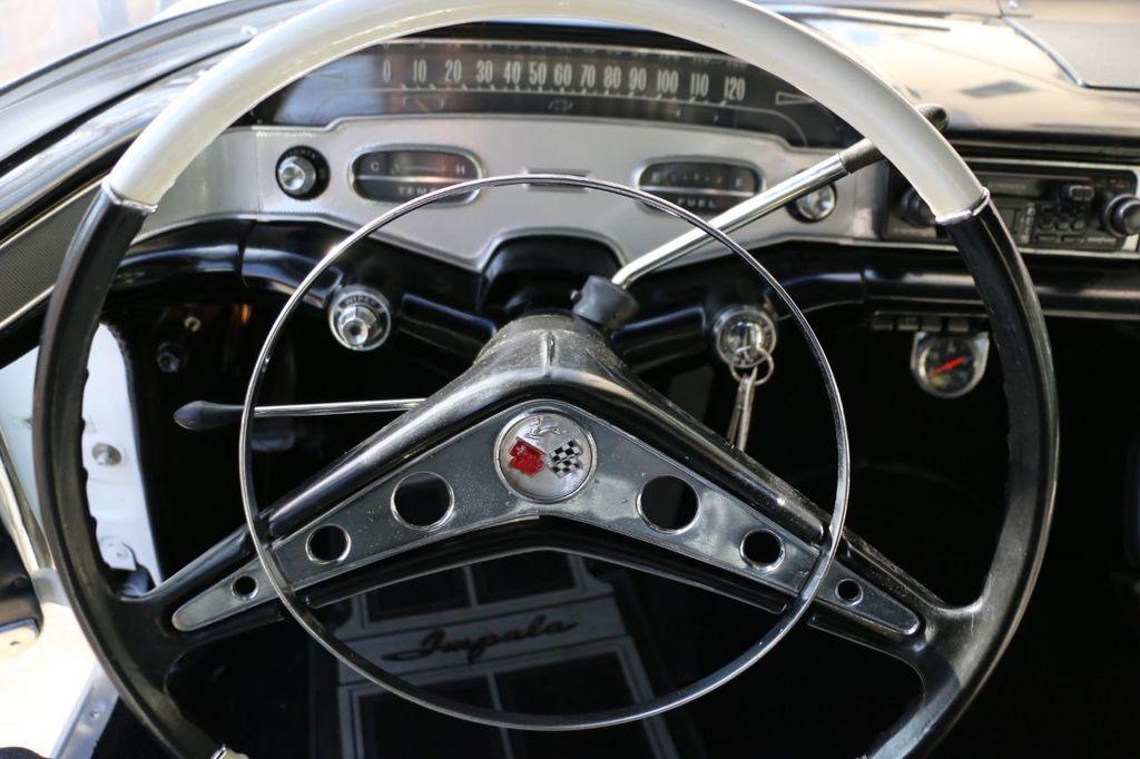 1958 Chevrolet Impala Tri-Power - 18406300 - 61