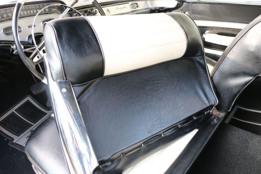 1958 Chevrolet Impala Tri-Power - 18406300 - 77