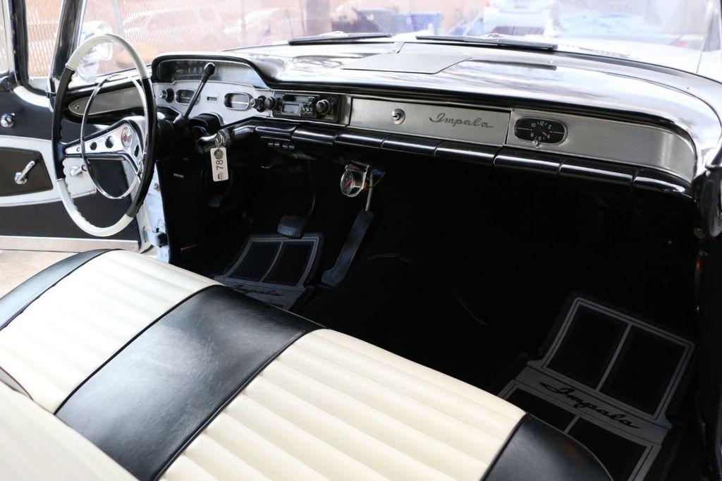 1958 Chevrolet Impala Tri-Power - 18406300 - 78