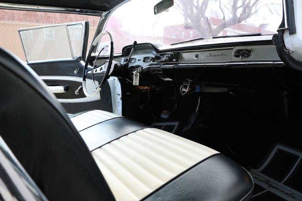 1958 Chevrolet Impala Tri-Power - 18406300 - 80