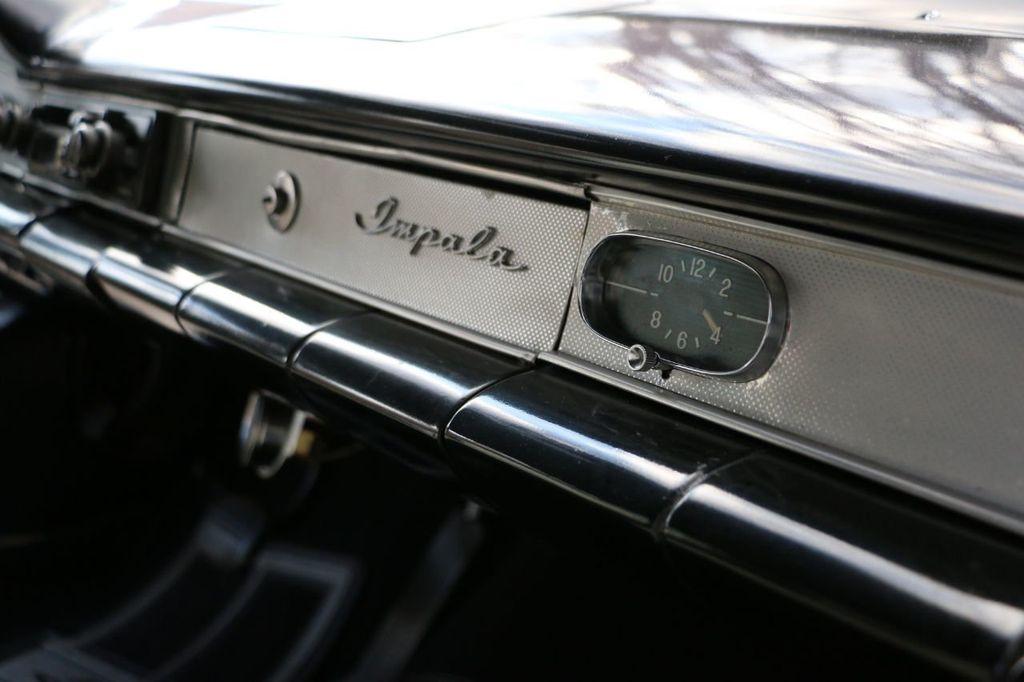 1958 Chevrolet Impala Tri-Power - 18406300 - 81