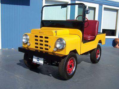 1958 CROFTON BUG  Truck