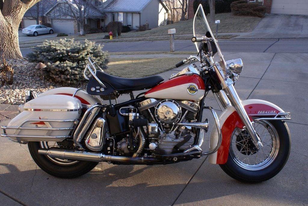 1958 Harley-Davidson FL/FLH Duo Glide - 13183461 - 0
