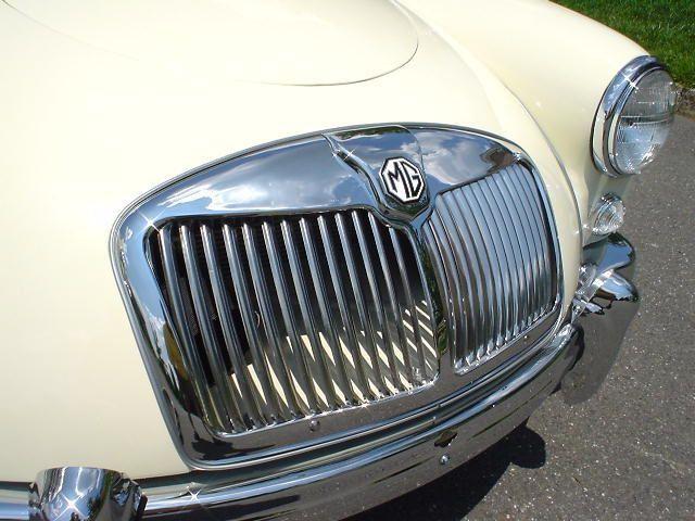 1958 MG MGA Coupe for Sale Ramsey, NJ - Motorcar com