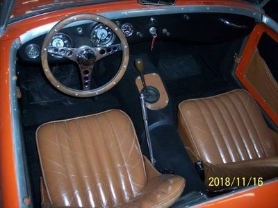 1959 Austin-Healey Sprite MKIII  - Click to see full-size photo viewer