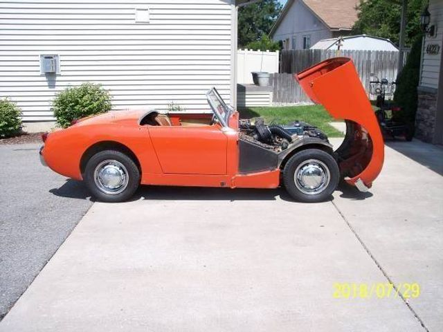 1959 Austin-Healey Sprite MKIII