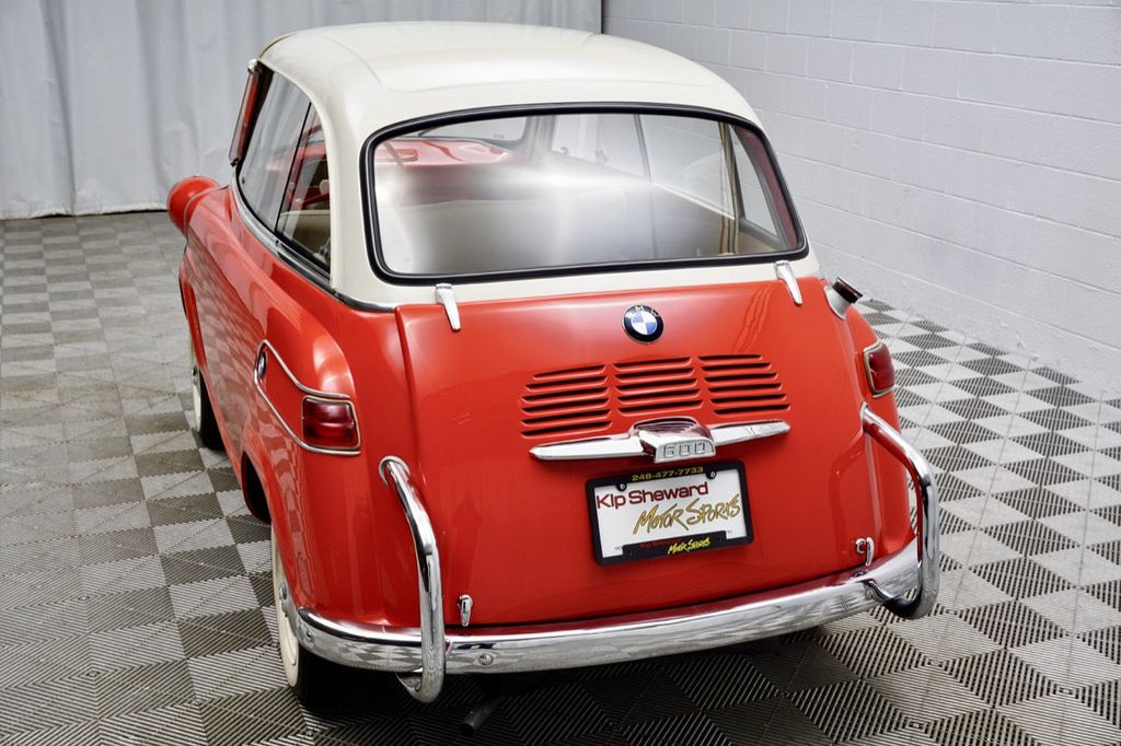 1959 BMW Isetta 600 Microcar - 13595006 - 9