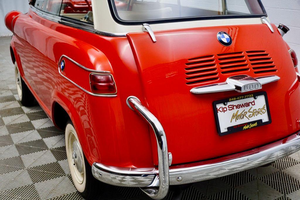 1959 BMW Isetta 600 Microcar - 13595006 - 10