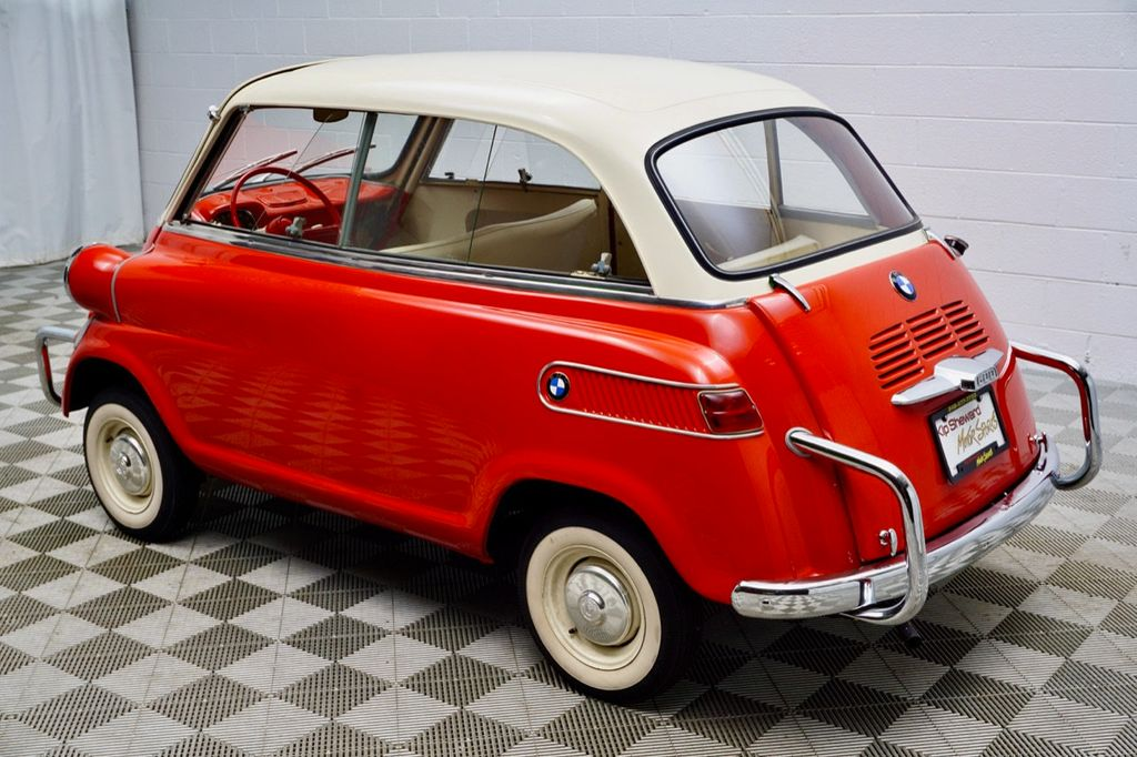 1959 BMW Isetta 600 Microcar - 13595006 - 11