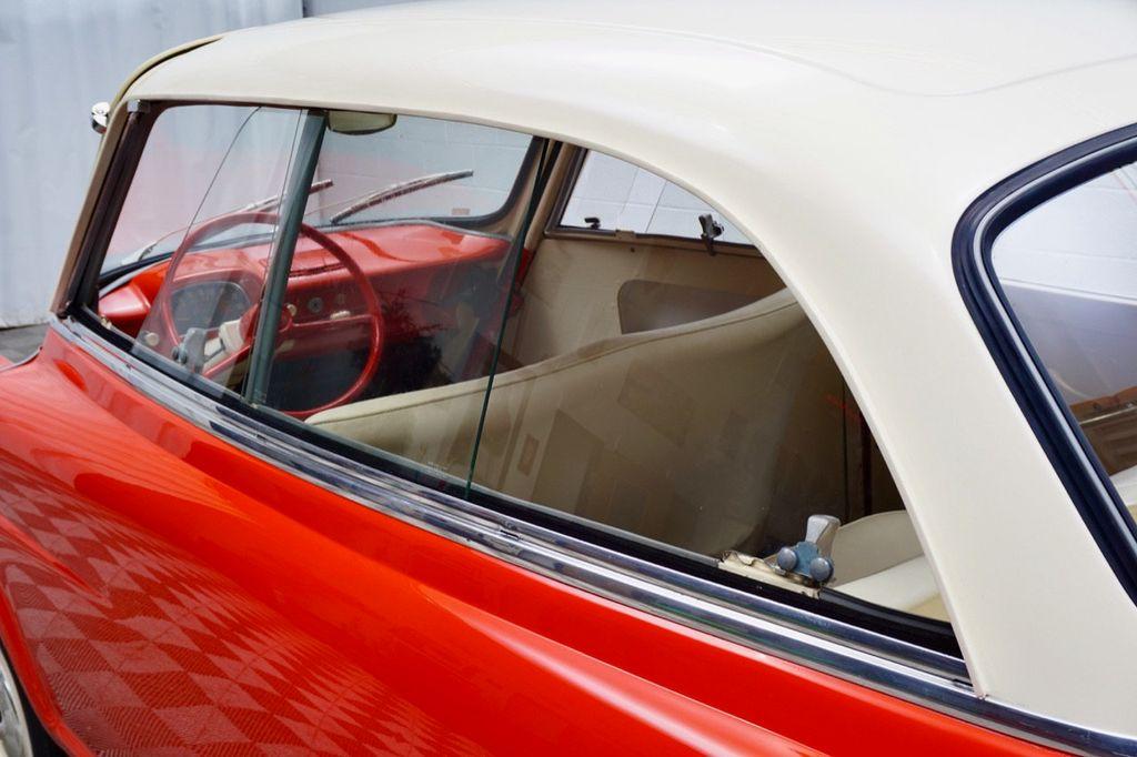 1959 BMW Isetta 600 Microcar - 13595006 - 12