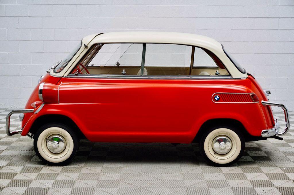 1959 BMW Isetta 600 Microcar - 13595006 - 17
