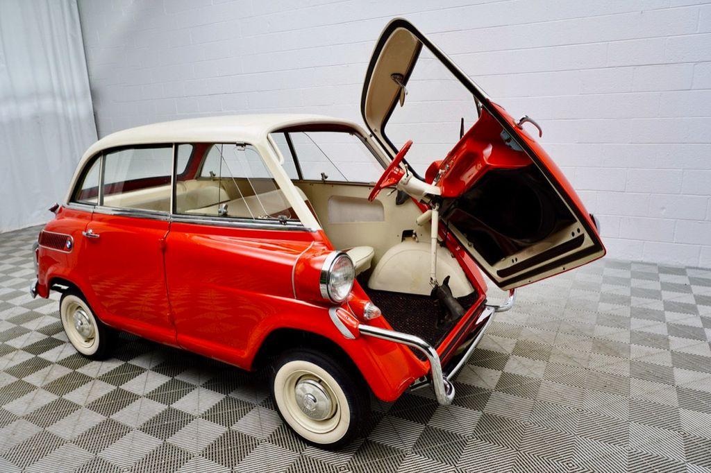 1959 BMW Isetta 600 Microcar - 13595006 - 1