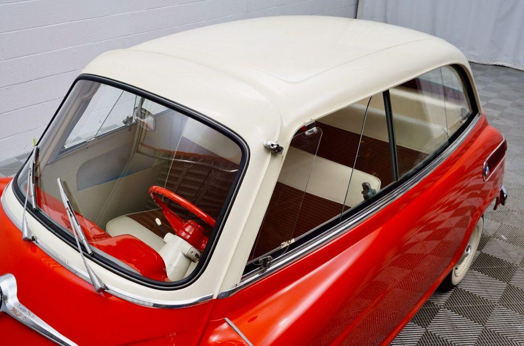 1959 BMW Isetta 600 Microcar - 13595006 - 20