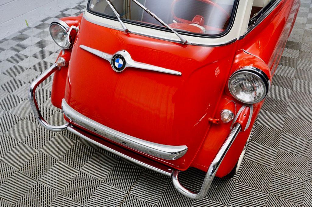 1959 BMW Isetta 600 Microcar - 13595006 - 21