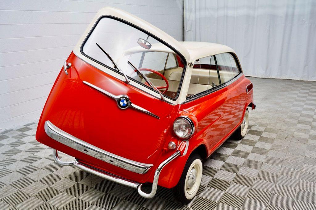 1959 BMW Isetta 600 Microcar - 13595006 - 22